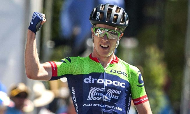 Cyrus Monk storms home to win the Australian Under-23 Road